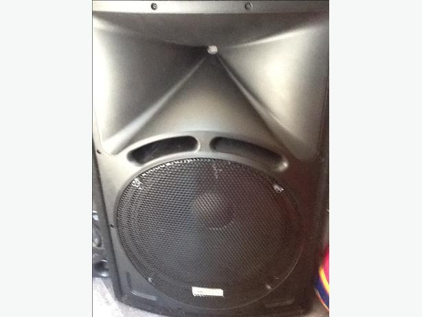 Kam extreme set of speakers disco