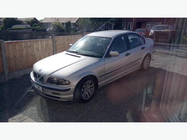 BMW 318SE 2001