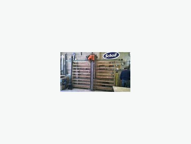 Holz-her wall vertical panel saw automatic