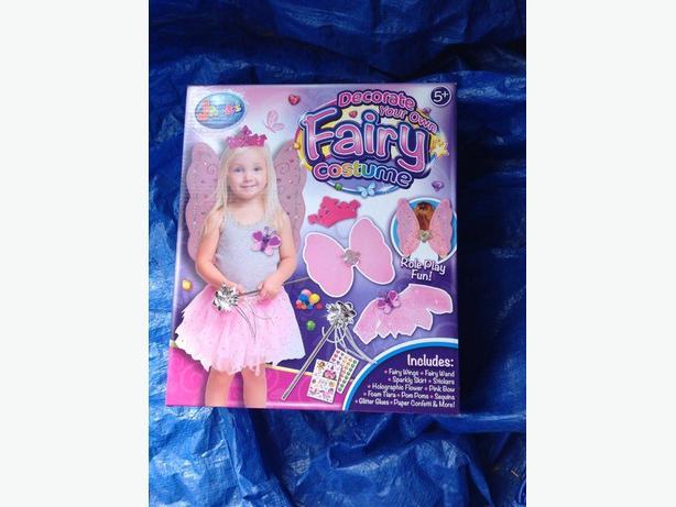 Fairy Costume Age 5+