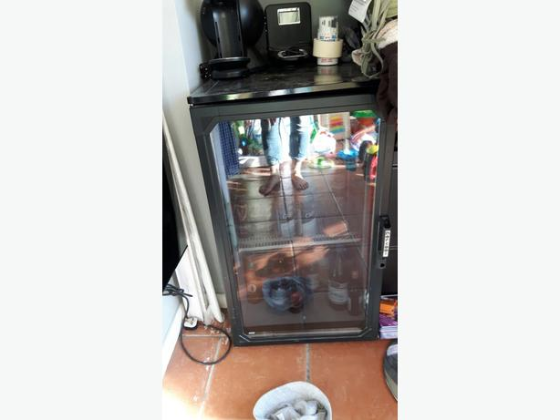 Large beer fridge - home bar