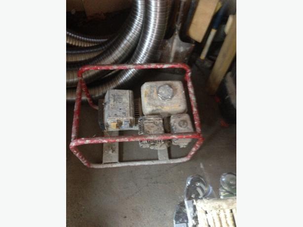 honda generator GX160