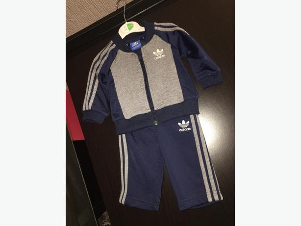 0-3 baby adidas tracksuit