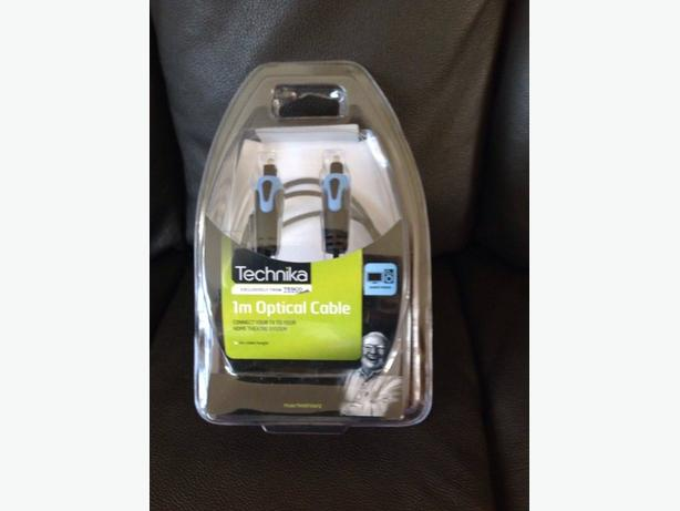 Technika 1M Optical Cable Brand New