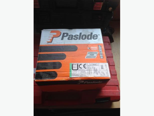 paslode nails and gas
