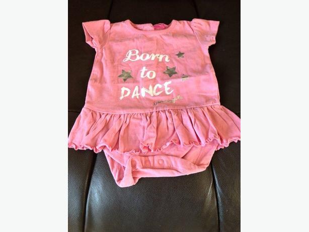 Pineapple Born To Dance Top/Vest