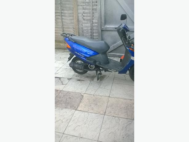 honda scv100fe moped