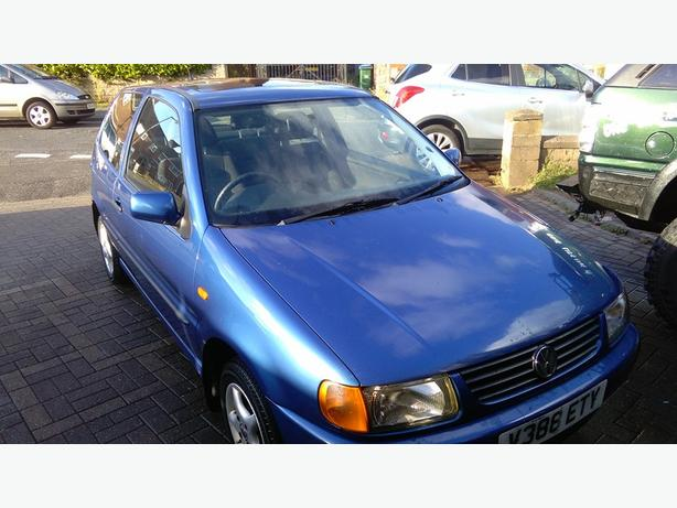 WANTED: 1400 cc   vw polo engine or whole car must be a mot failer
