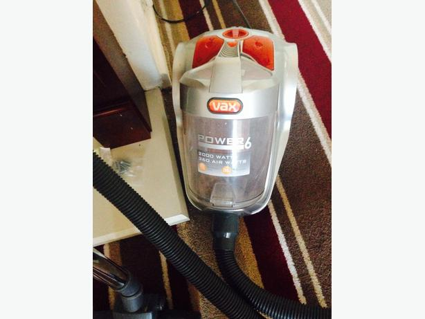 vax power6 hoover