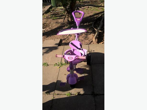 Little Tikes Lilac trike
