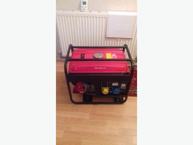 Easy Start 240/110 Generator