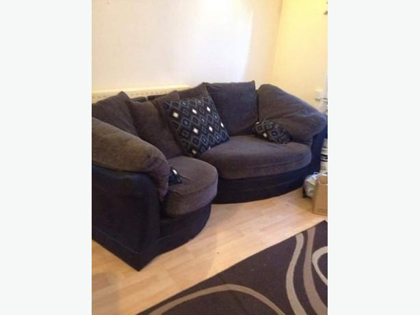 sofa and chair for sale!