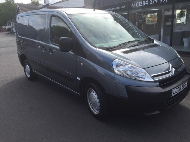 CITROEN DISPATCH 1200 HDI 90 SWB