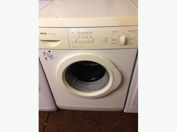 BOSCH CLASSIXX 6KG WASHING MACHINE