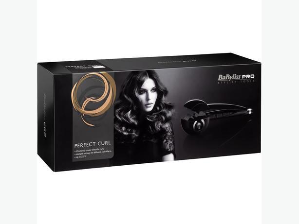 Babyliss curl secret hair curler