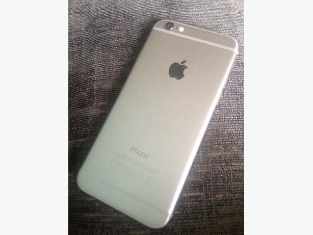Iphone6 unlocked 16g excellent condition (with glass screen protecter)