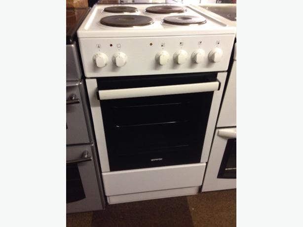 GORENJE 50CM ELECTRIC COOKER PLATED  SINGLE CAVITY