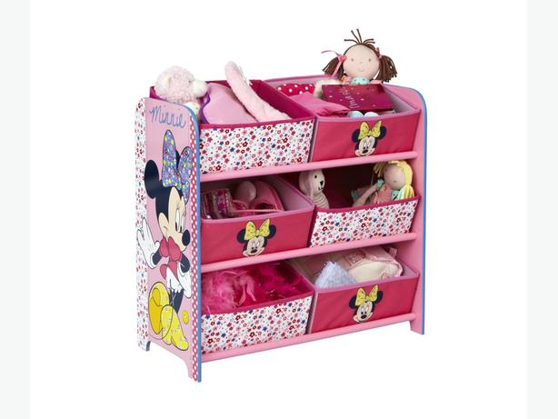 Minnie Mouse Kids Storage Unit