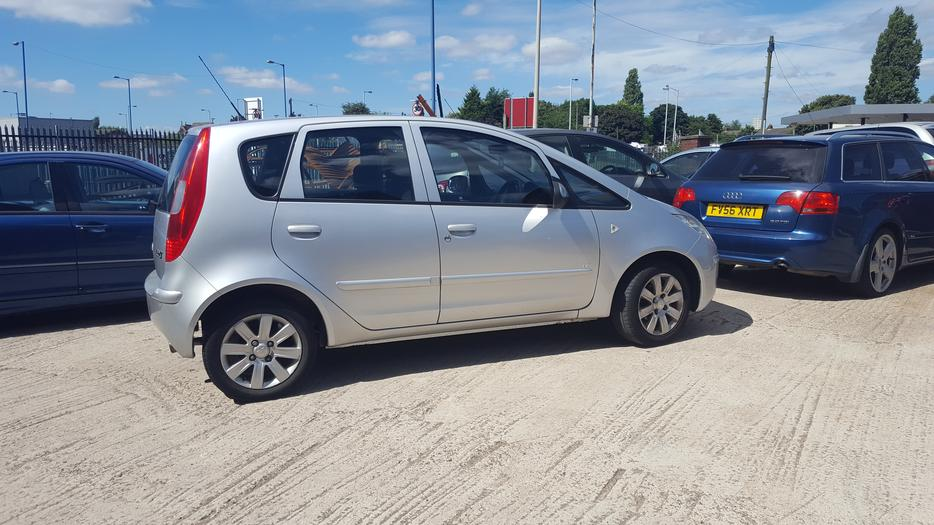 Mitsubishi Colt   Di D Car Tax
