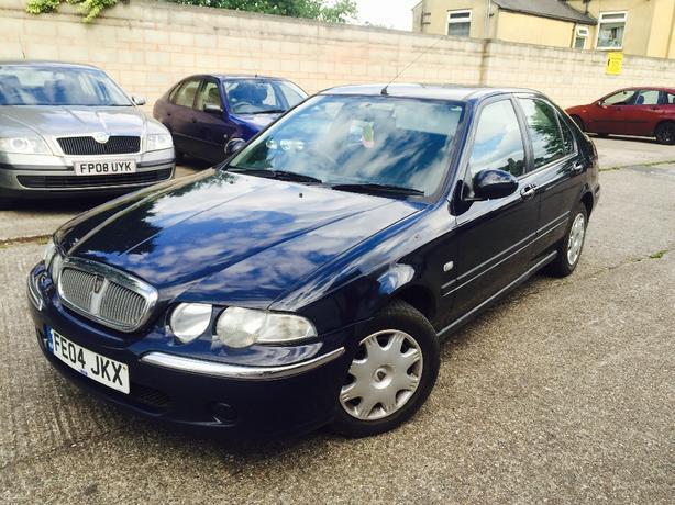 Rover 45 2004 1.6 Petrol Manual