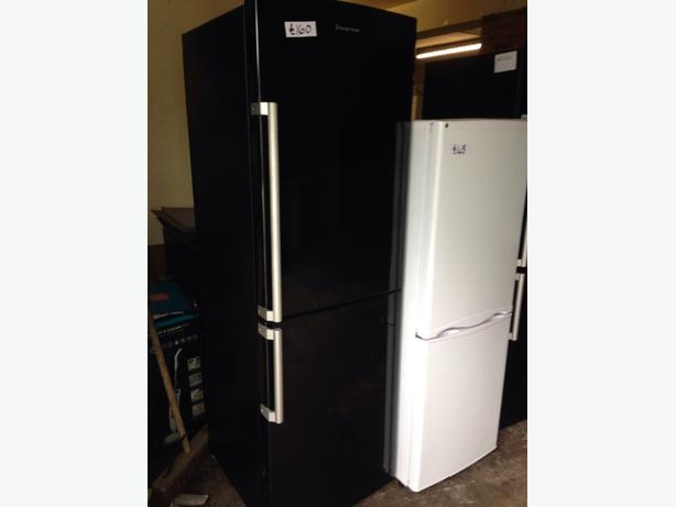 BLACK FRIDGE / FREEZER..