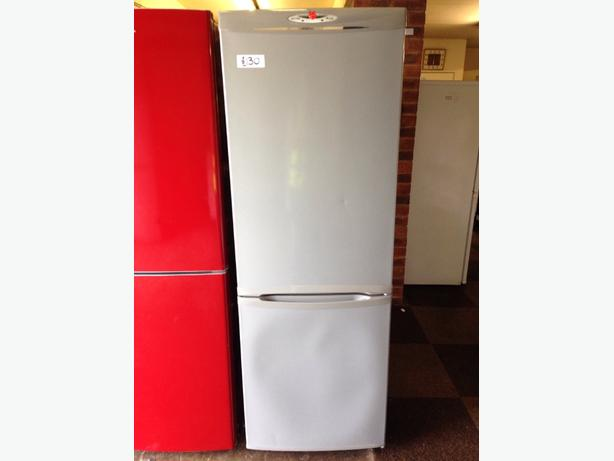HOOVER FROST FREE FRIDGE / FREEZER GREAY