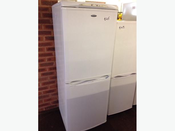 HOTPOINT FUTURE FROST FREE WHITE FRIDGE / FREEZER