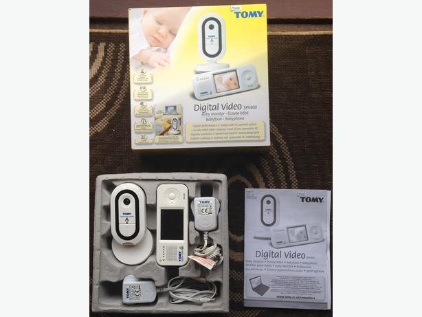 Tomy Digital Baby Monitor.**SOLD**