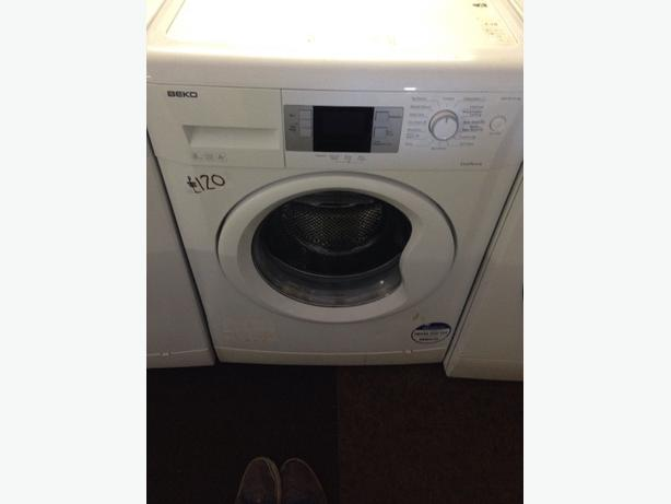 BEKO 8KG 1200 SPIN WASHING MACHINE9
