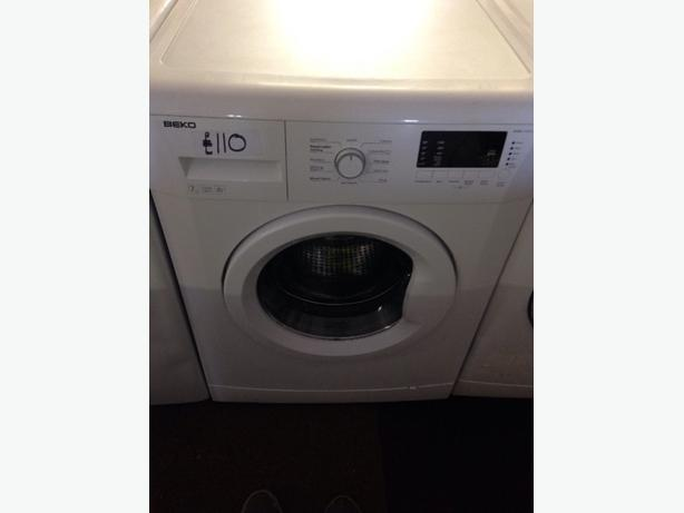 7KG BEKO LCD 1200 SPIN WASHING MACHINE