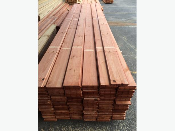 Treated Tongue & Groove 18mmx140mm 3.9m(14ft)