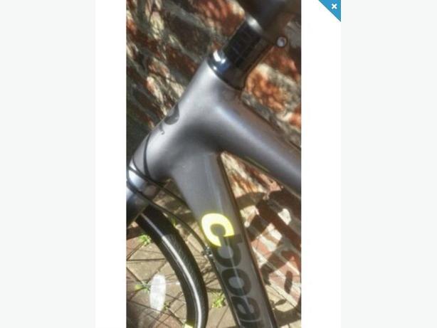 HYBRID CARBON BOARDSMAN racing bike hydro disk brakes
