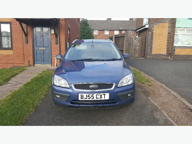 Ford Focus 1.6 Tdci Estate -Some issues