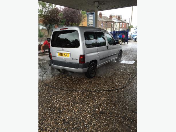 berlingo van/car 1.9 diesel