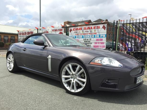 Jaguar XK 4.2 XKR CONVERTIBLE