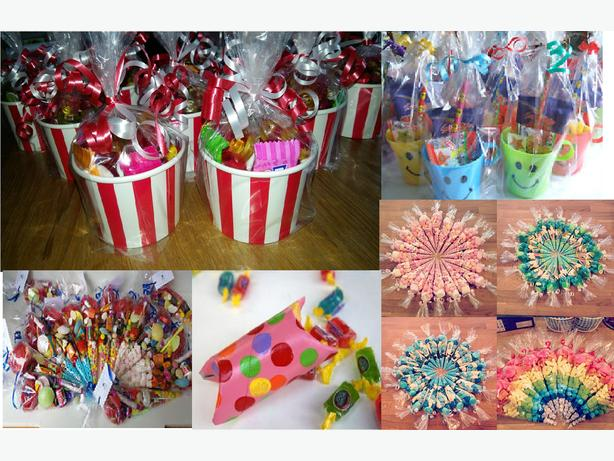 PARTY FAVOURS FOR ALL OCCASSIONS, CALL M.R.A NOW FOR A QUOTE