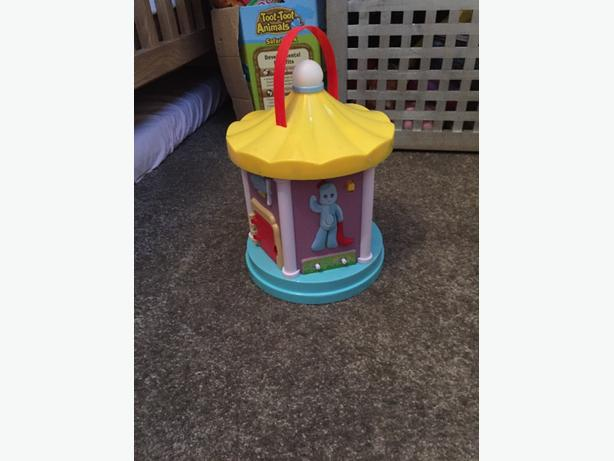 in the night garden light up toy
