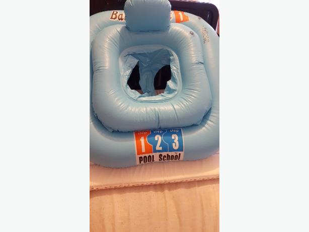 Baby Swim Seat (Blue)