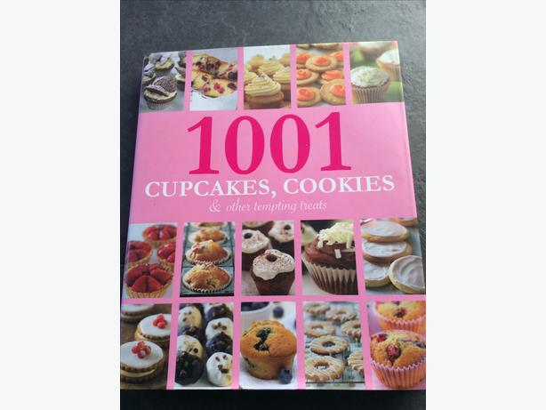 1001 cupcakes, cookies & other tempting treats