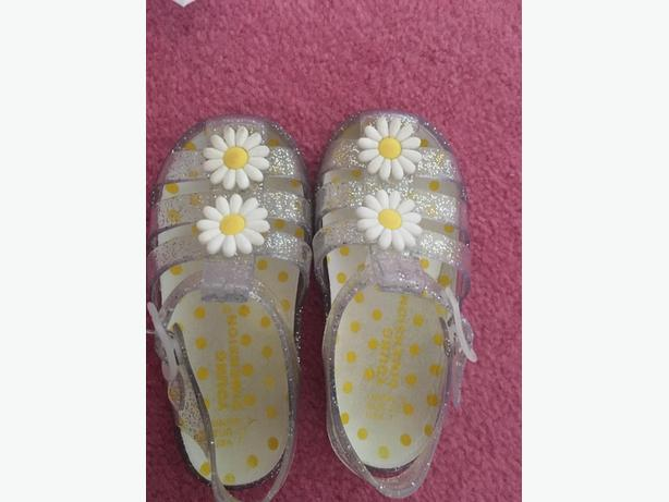infant size 6 girls shoes
