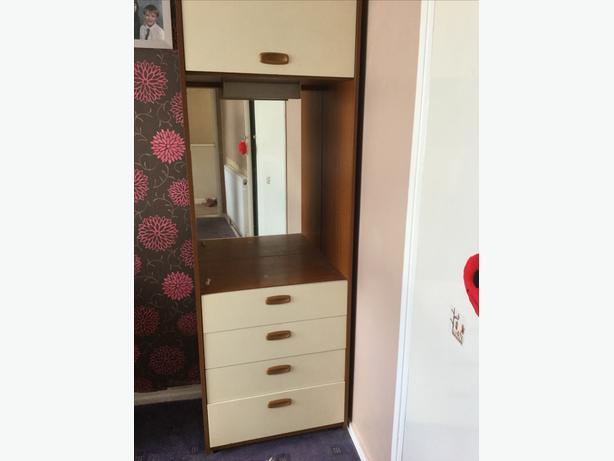 Two wardrobe