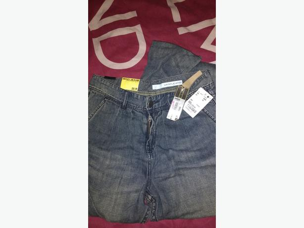 Designer DKNY Women's Jeans, Size 6, Brand New With Tags.