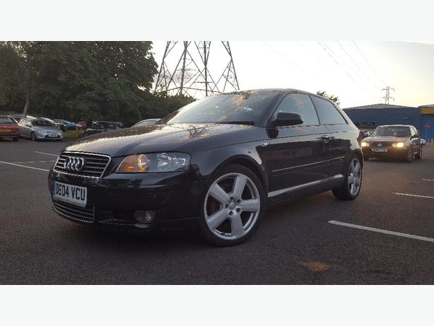 Audi A3 with MOT DSG Gearbox