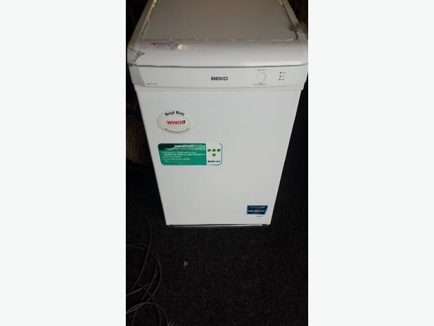 New beko slimline 45cm white dishwasher