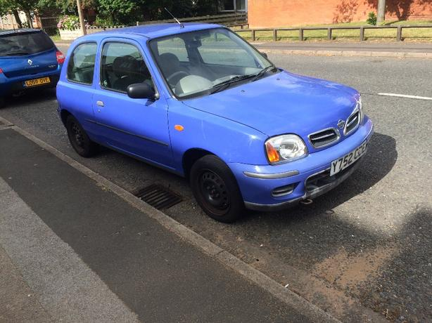 for sale nissan micra