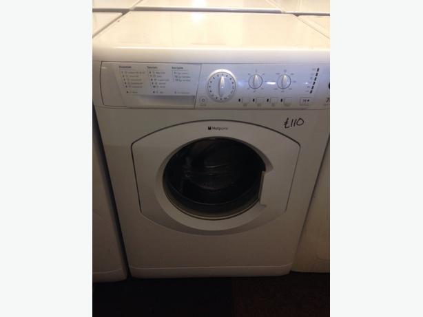 HOTPOINT 7KG WASHING MACHINE5
