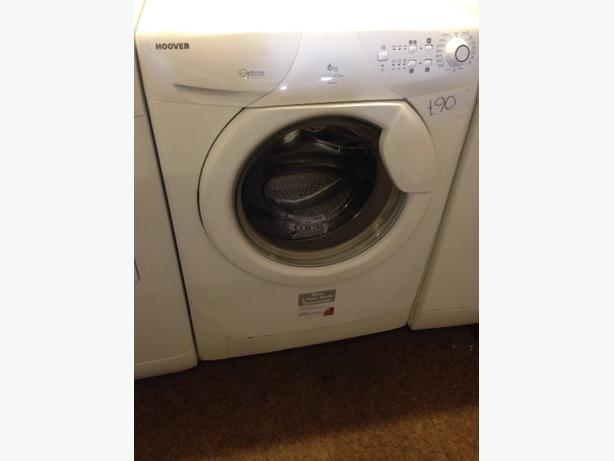 6KG HOOVER OPTIMA 1600 SPIN WASHING MACHINE