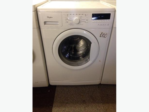 WHIRLPOOL 7KG LCD DISLAY WASHING MACHINE3