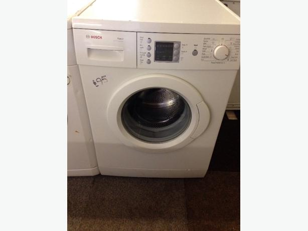BOSCH EXXCEL 1200 SPIN WASHING MACHINE