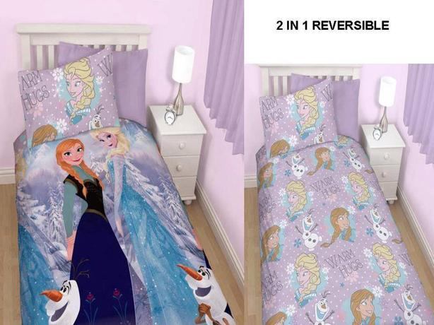 Frozen crystal single bedding and curtains